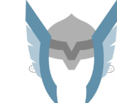 Thor - maska Superbohatera do druku