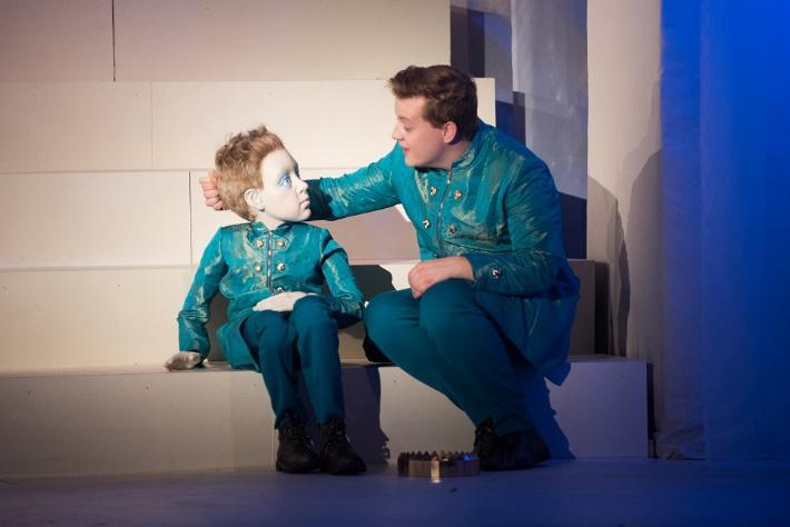Repertuar Teatru Lalka na styczeń