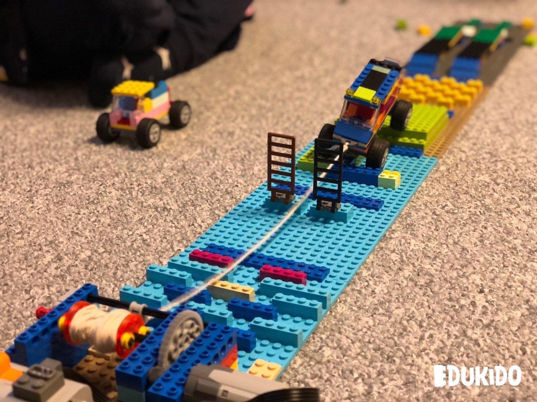 Półkolonie edukacyjne z klockami LEGO®