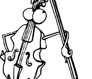 Koncert familijny. Przewodnik po Orkiestrze - jak to działa? Rodzinka skrzypiec