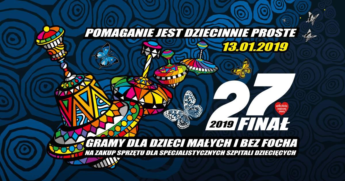 27. Finał Wielkiej Orkiestry Świątecznej Pomocy we Wrocławiu