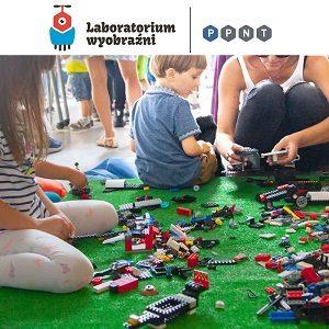 Lego opowieści w Laboratorium Wyobraźni