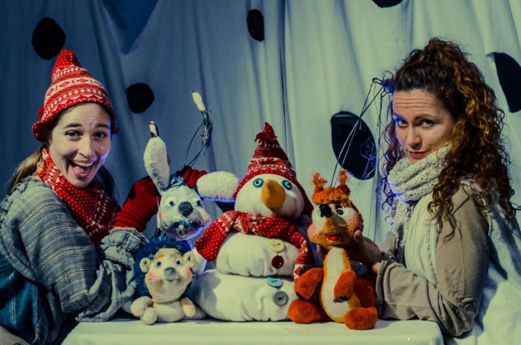 Teatr Scena Elffów: Kiedy pada śnieg