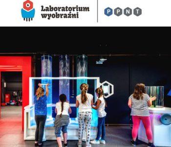 Ferie Zimowe w Laboratorium Wyobraźni