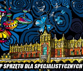 Atrakcje 27. Finału WOŚP w Krakowie