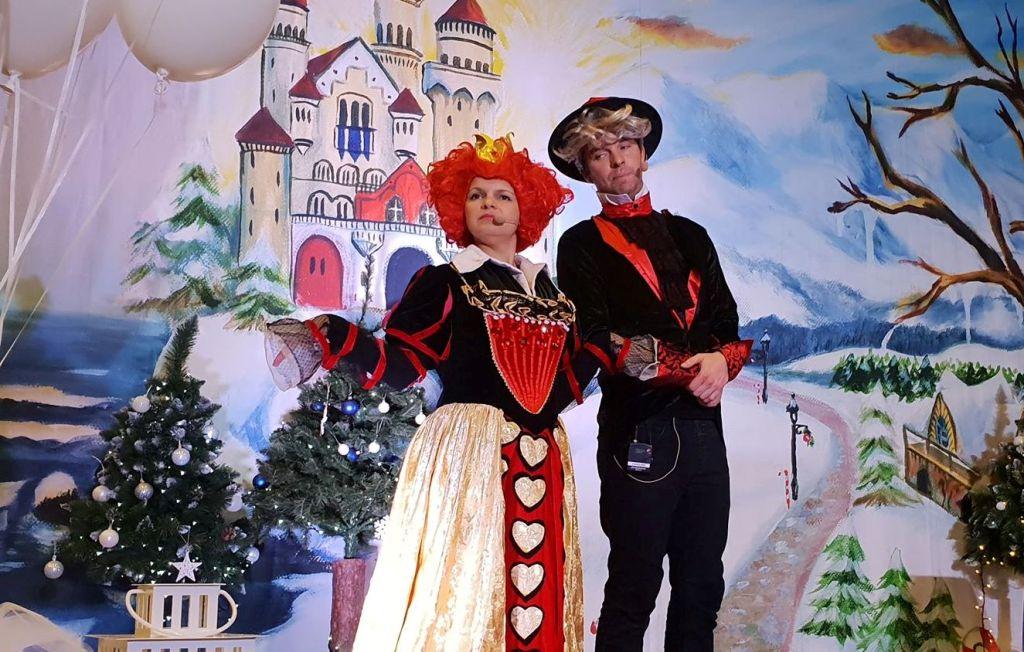 Teatr Katarynka: Bałwanek Tiko i Królowa Fruncja
