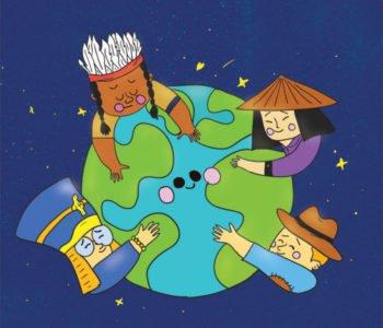 Dookoła świata - wielopokoleniowy bal przebierańców