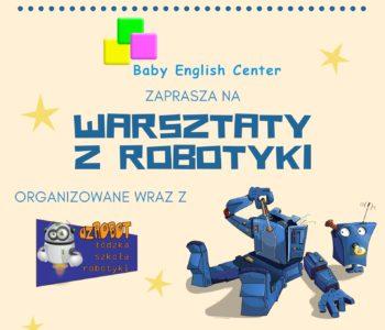 Warsztaty z robotyki