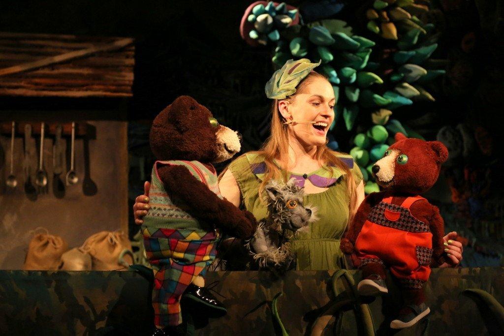 Przygody Misia Rymcimci w Teatrze Arlekin