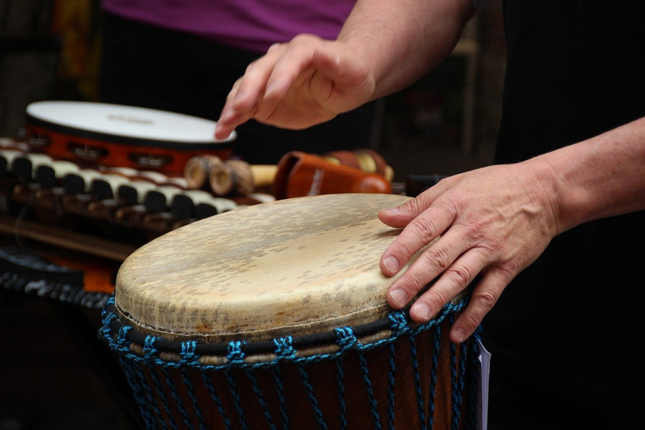 Koncert Work Drum