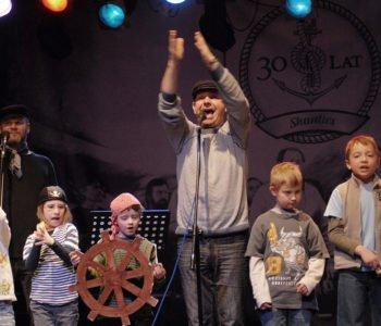 Widowisko żeglarskie dla dzieci – Kurs na przygodę