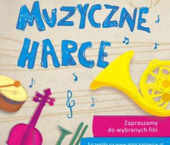 Ferie z Książką czyli tropienie dźwięku w słowach i słów w muzyce. Katowice