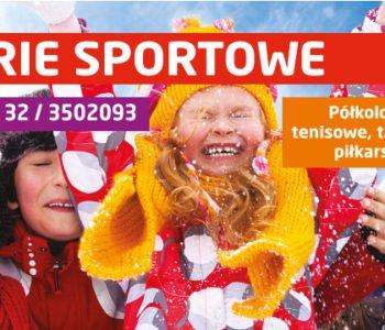 ferie sportowe Bażantowo Katowice 2019