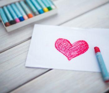 Sobotnie Zajęcia Artystyczne: Walentynkowe serca