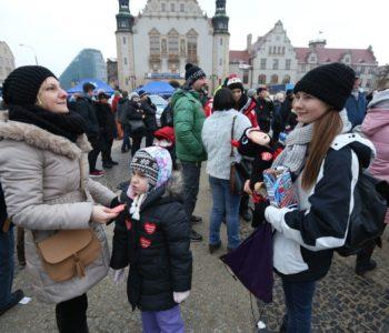 27. Finał WOŚP - atrakcje na Placu Adama Mickiewicza