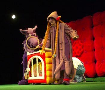 Ferie zimowe w Teatrze Lalka