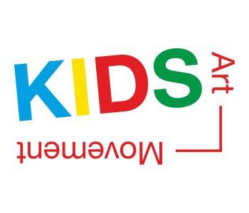 KIDS Art Movement Logo - Mali poszukiwacze - spektakle dla dzieci Łódż Warszawa i inne miasta w Polsce
