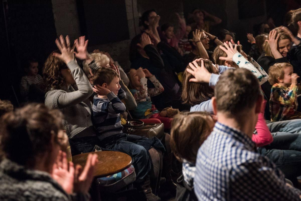 Klub Komediowy w Koneserze: Improwizacja dla dzieci