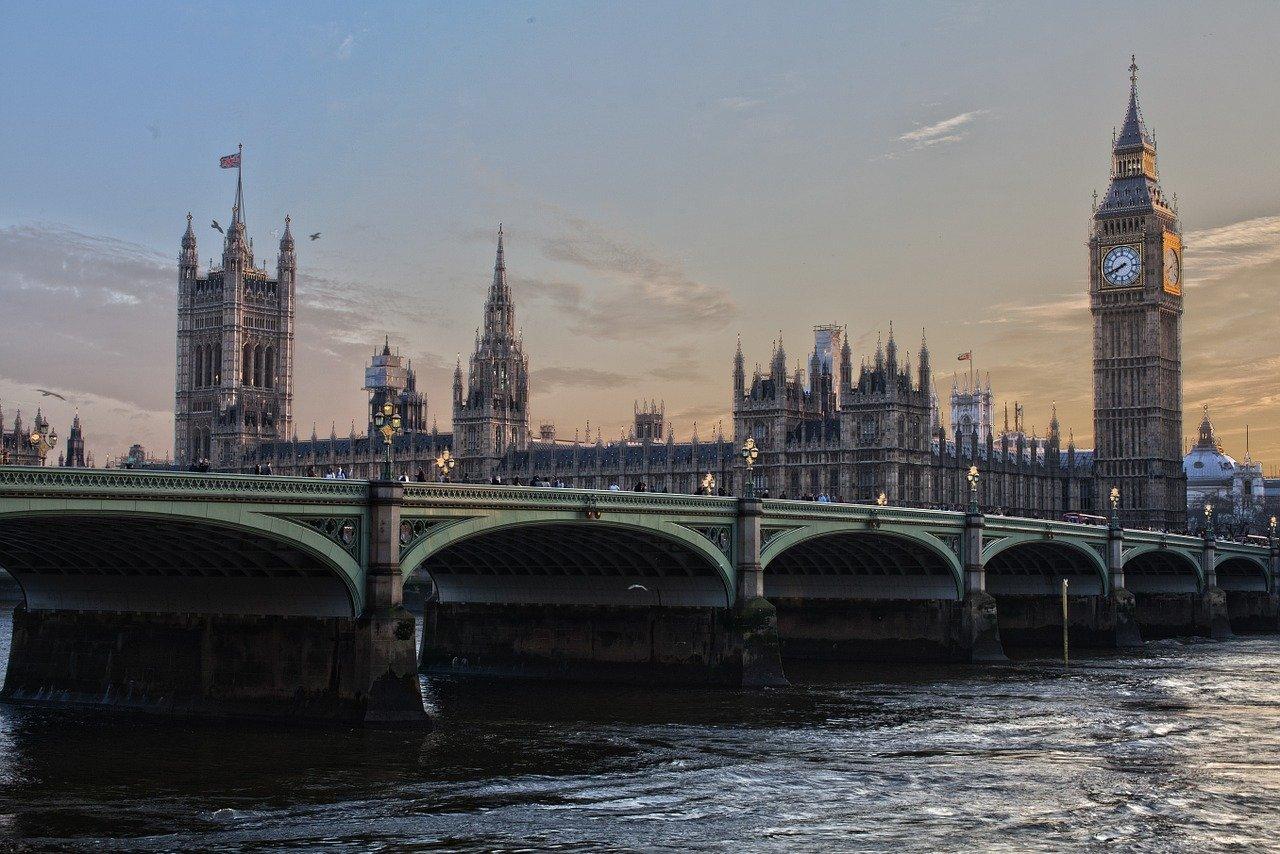 Leniwa niedziela z... architekturą Londynu