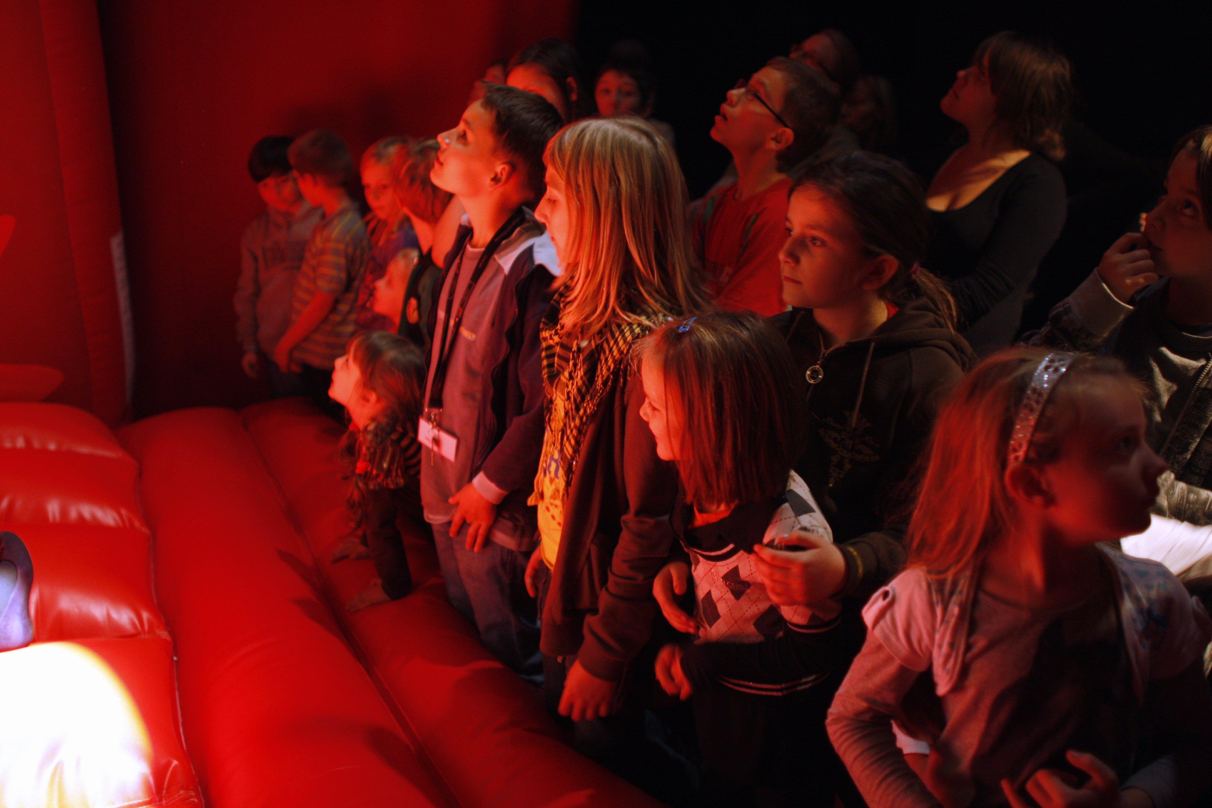 Machina Teatralna czyli jak to wszystko działa - atrakcje dla dzieci i rodziców Wrocław 2019