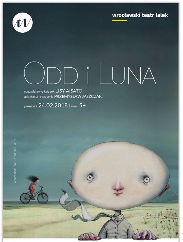 odd i luna wrocławski teatr lalek - atrakcje dla dzieci Wrocłąw 2019