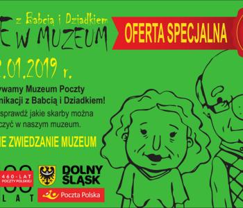 Odkrywamy Muzeum Poczty i Telekomunikacji z Babcią i Dziadkiem