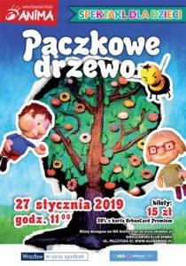 Pączkowe drzewo - Wrocławski Klub Anima