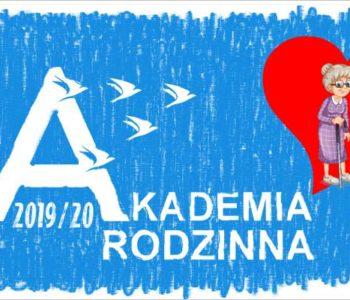 Akademia Rodzinna – Za co kochamy babcię i dziadka