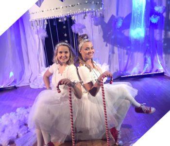Teatr Maskarada: Śnieżny show