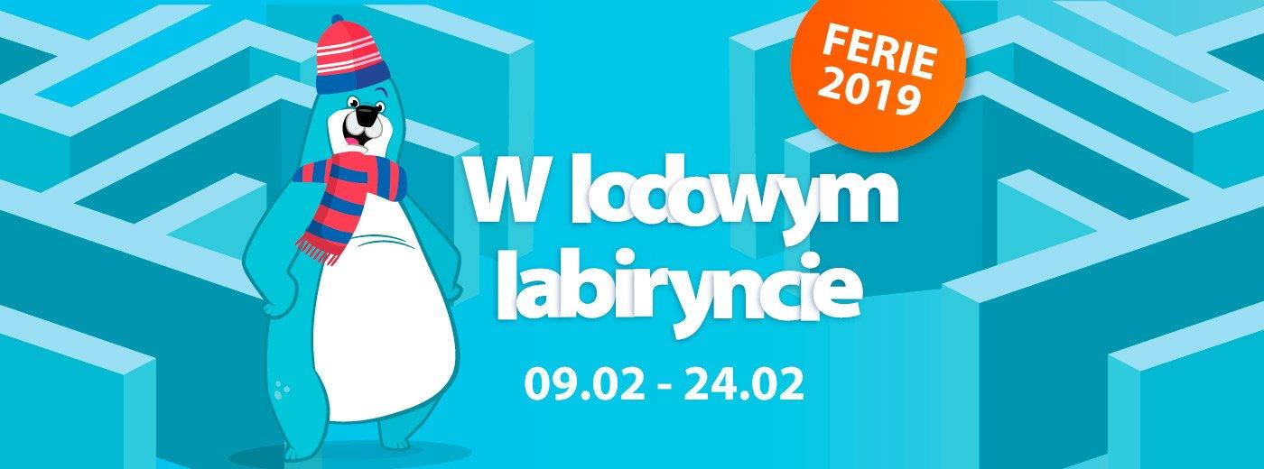 Ferie zimowe w Lodowym Labiryncie - Loopy's World Gdańsk