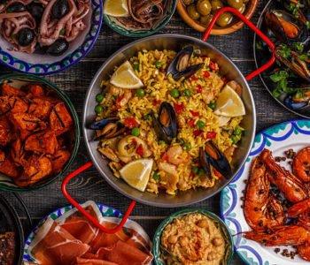Warsztaty kuchni hiszpańskiej: tapas, quesadilla, empanas