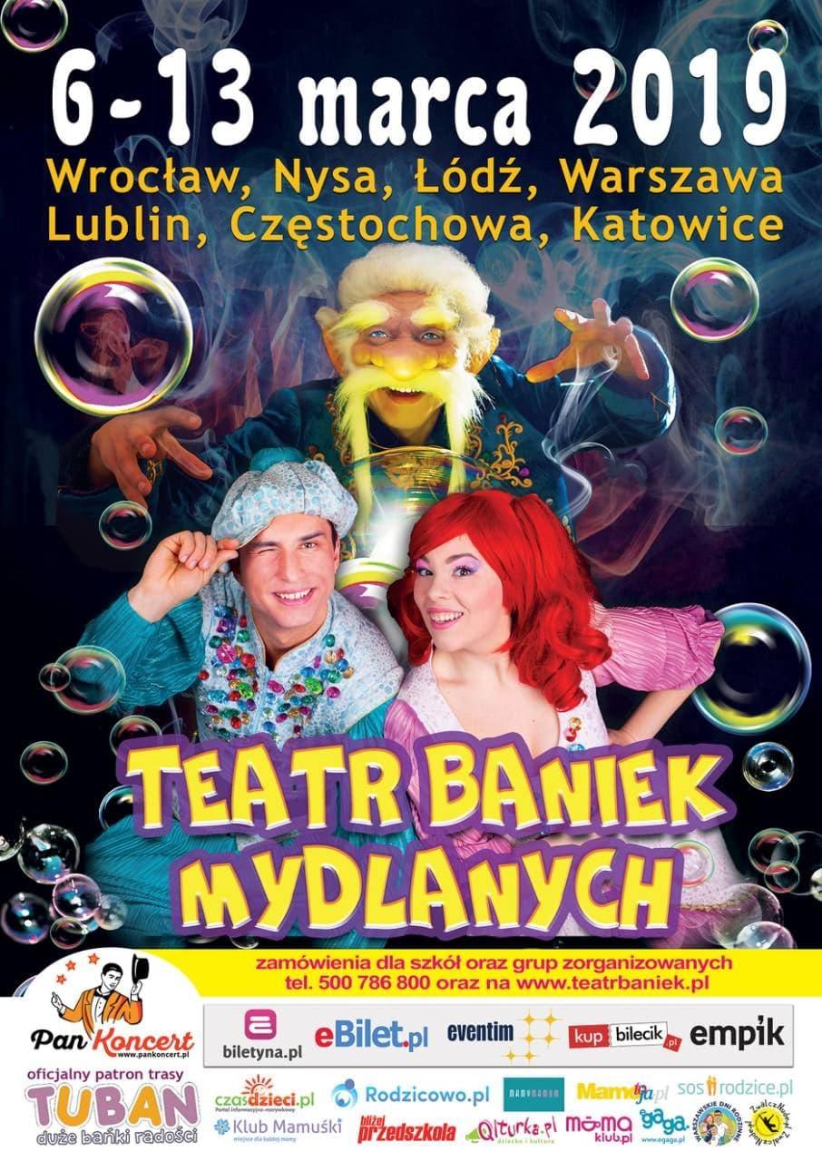Teatr Baniek Mydlanych: Dziwactwa Mistrza Bulbulasa