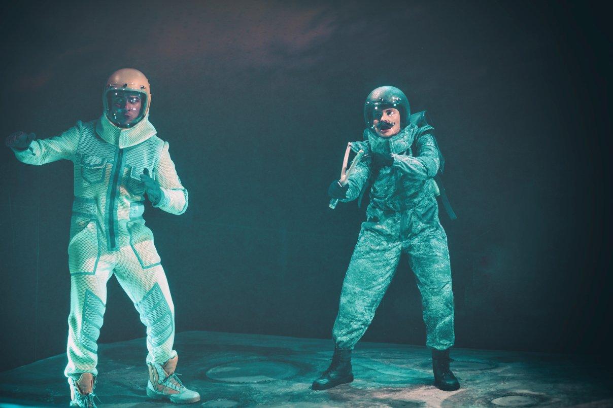 Warsztaty teatralne i Niezwykły lot pilota Pirxa w Teatrze Miejskim w Gliwicach
