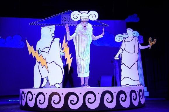 Miejski Teatr Miniatura: Mity greckie