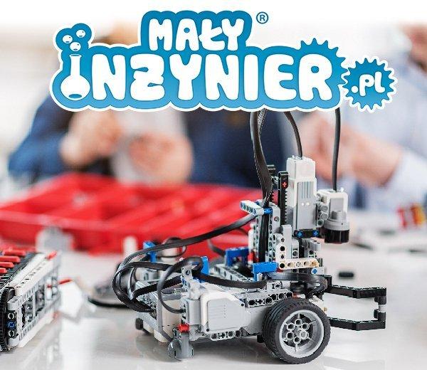Sobotnie zajęcia Małego Inżyniera