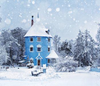 Fabryka Cudaków - Zimowe Miasteczko