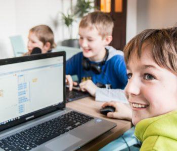 Kursy semestralne programowania z Kids Code Fun