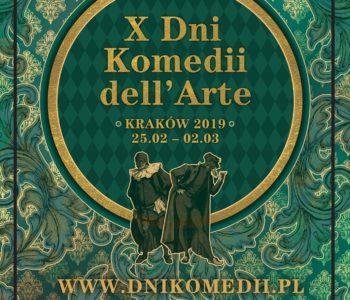 X Dni Komedii dell'Arte Kraków 2019