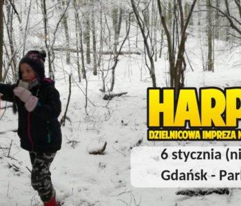 Harpuś - z mapą na Zaspę!