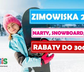 Wielka promocja noworoczna na obozy zimowe 2019. Rabaty nawet do 300 zł