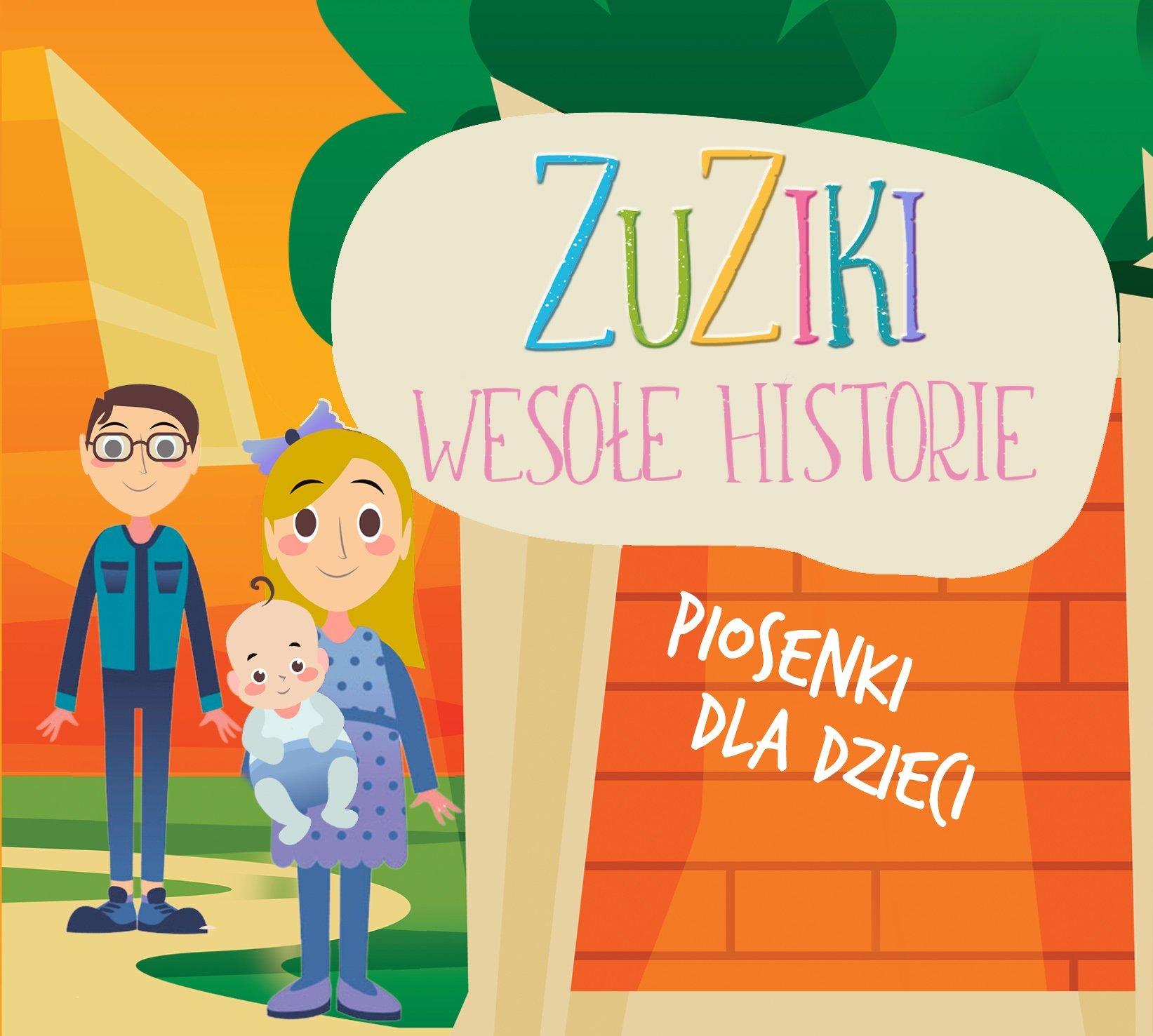 Wesołe Historie - debiutancka płyta Zuzików
