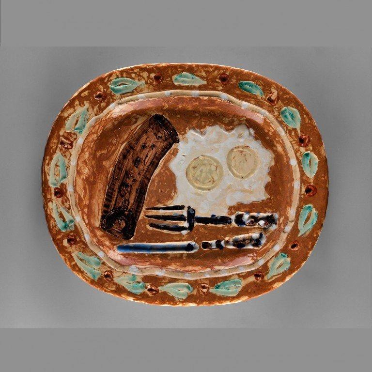 Rodzinne niedziele: Czy Picasso jadał na talerzu?
