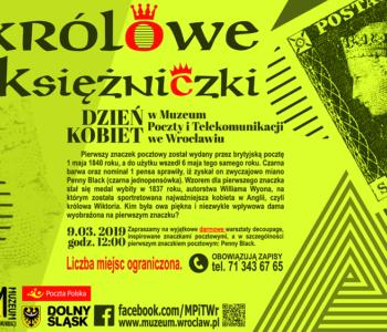 Królowe i księżniczki – Dzień Kobiet w MPiT we Wrocławiu