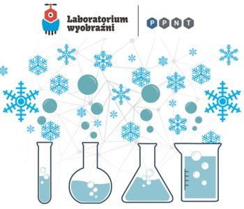 Się śnieży w Laboratorium Wyobraźni