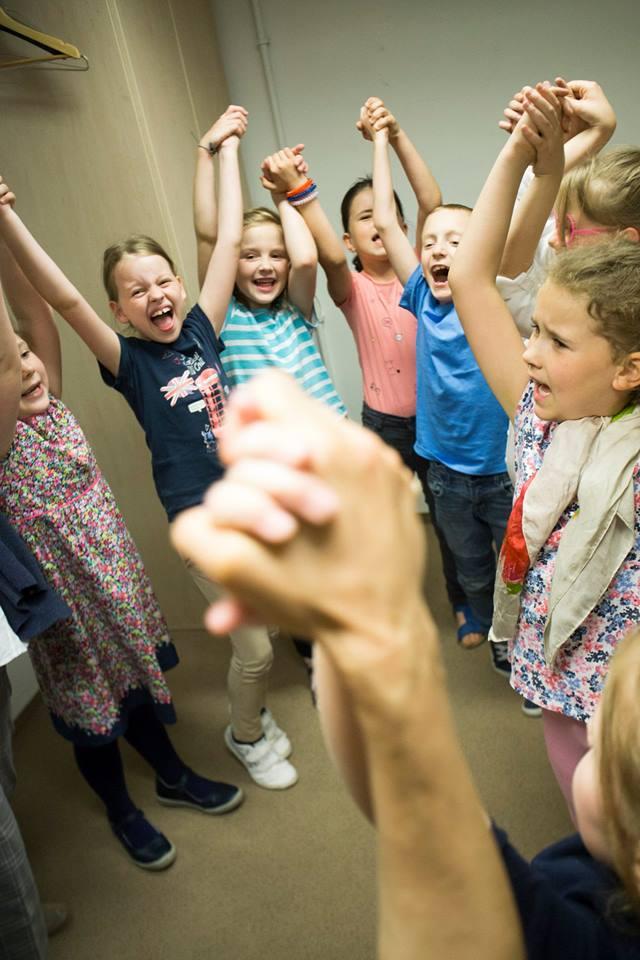 Harmider - warsztaty teatralne dla dzieci