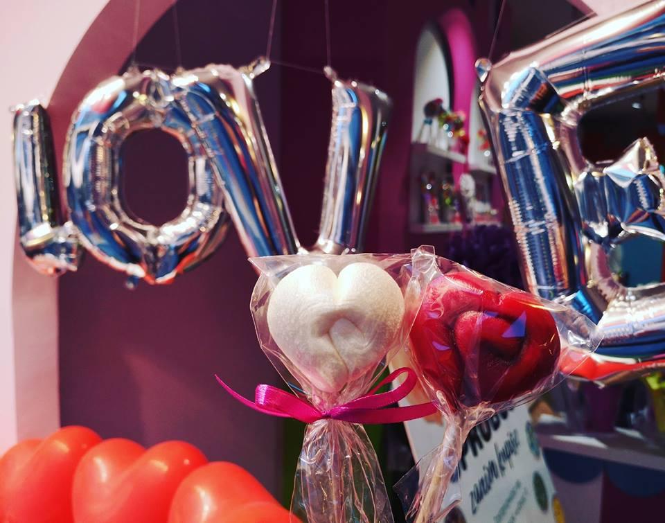 Słodkie Walentynki z Manufakturą Cukierków