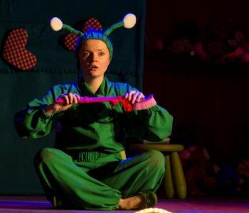 Teatr Trip: Pan Antenka i srebrny kubraczek
