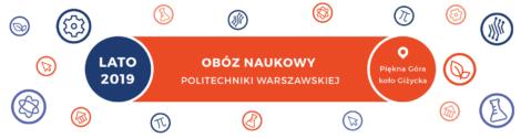 obóz naukowy Politechniki Warszawskiej - lato, wyjazdy, obozy, naukowe, chemia, fizyka itp.
