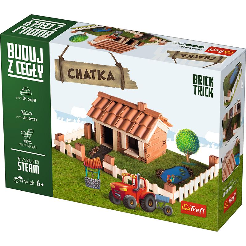 Brick Trick Domek – Trefl