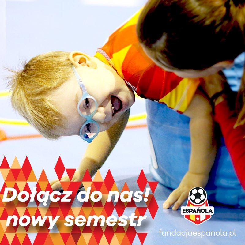 Zajęcia sportowe dla dziecka - Nowy semestr w Akademii Espanola